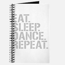 Eat Sleep Dance Repeat Journal