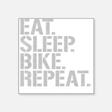 Eat Sleep Bike Repeat Sticker