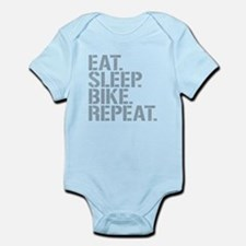 Eat Sleep Bike Repeat Body Suit