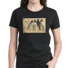 Birds-on-a-wire T-Shirt