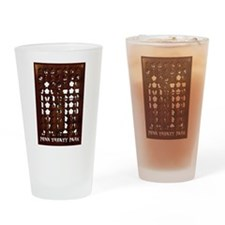 Penn Treaty Park Drinking Glass