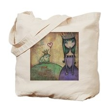 The Frog Princess Tote Bag