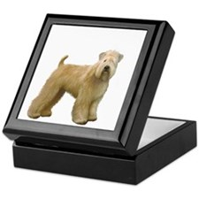 Wheaten T (stand) Keepsake Box