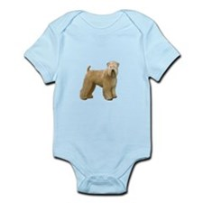 Wheaten T (stand) Infant Bodysuit