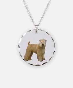 Wheaten T (stand) Necklace