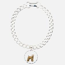 Wheaten T (stand) Bracelet