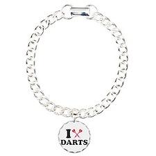 I love Darts Bracelet