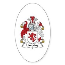 Havering Oval Decal