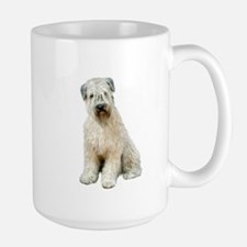 Wheaten (sit) Large Mug