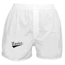 Movies, Retro, Boxer Shorts