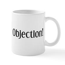 Objection Small Mug
