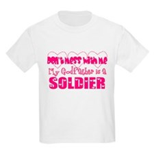 My Godfather is a Soldier T-Shirt