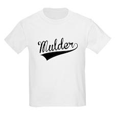 Mulder, Retro, T-Shirt