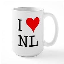 I Love NL Mug