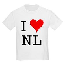 I Love NL T-Shirt