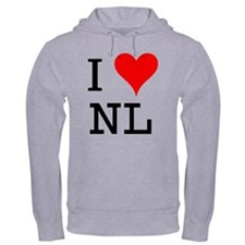 I Love NL Hoodie
