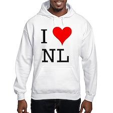 I Love NL Jumper Hoody