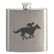 Horse race racing Flask