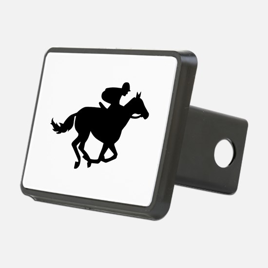 Horse race racing Hitch Cover