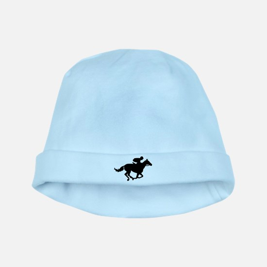 Horse race racing baby hat