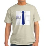 I Don't Want to Wear a Tie Light T-Shirt