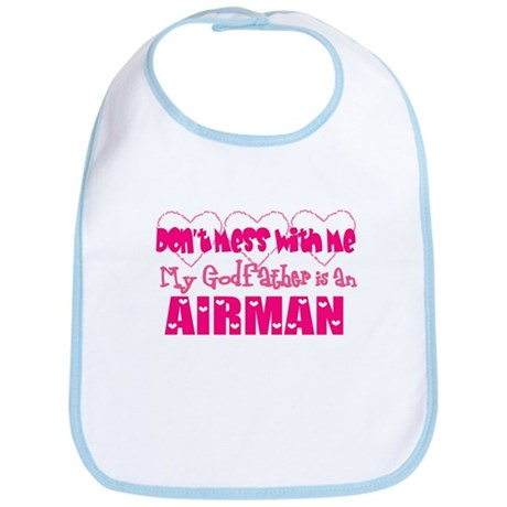 My Godfather is an Airman Bib