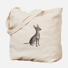 Xoloitzcuintle (B) Tote Bag