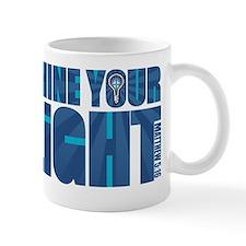 shine your light Small Mug
