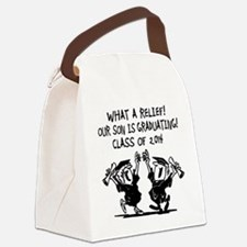 What a Relief - Son- Class of 201 Canvas Lunch Bag