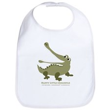 Happy Croc Bib