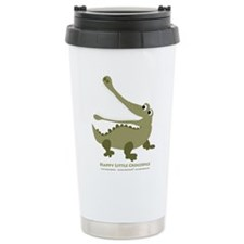 Happy Croc Travel Mug