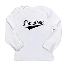 Narcisse, Retro, Long Sleeve T-Shirt