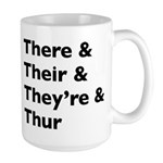Funny Play on words Mugs