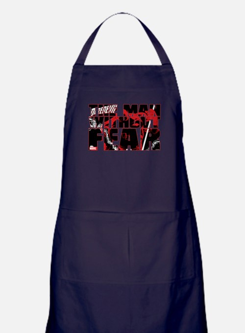 Daredevil: Man Without Fear Apron (dark)