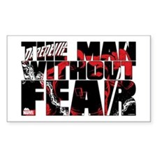 Daredevil: Man Without Fear Decal