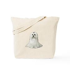 Maltese (#3) Tote Bag