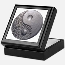 Yin Yang Tao Optic Keepsake Box