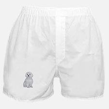Maltese (#2) Boxer Shorts