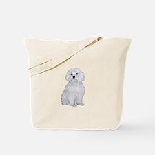 Maltese (#2) Tote Bag