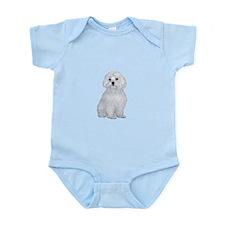 Maltese (#2) Infant Bodysuit