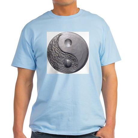 Yin Yang Tao Optic Light T-Shirt