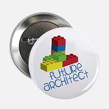 """Future Architect 2.25"""" Button"""