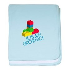 Future Architect baby blanket