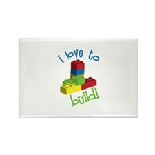 I Love To Build Magnets