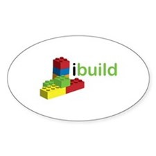 I Build Decal
