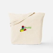 I Build Tote Bag