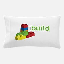 I Build Pillow Case