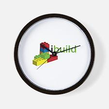 I Build Wall Clock