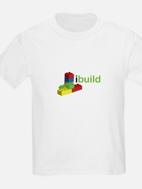I Build T-Shirt