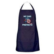 Cute Captain Apron (dark)